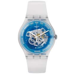 Orologio Swatch Unisex New Gent Blumazing SUOK129