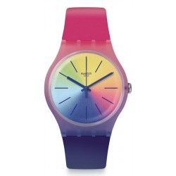 Orologio Swatch Donna New Gent Multiboost SUOK143