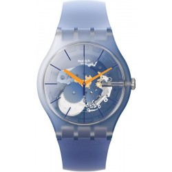 Orologio Swatch Unisex New Gent All That Blues SUOK150
