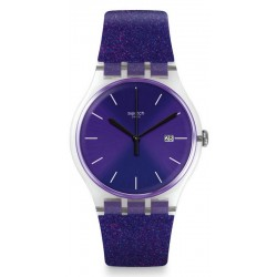 Orologio Swatch Donna New Gent Ultraglitter SUOK400