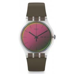 Orologio Swatch Donna New Gent Polarmy SUOK714