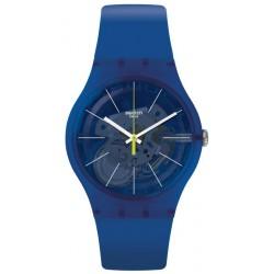 Orologio Swatch Unisex New Gent Blue Sirup SUON142