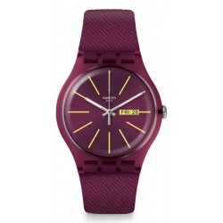 Orologio Swatch Donna New Gent Winery SUOR709
