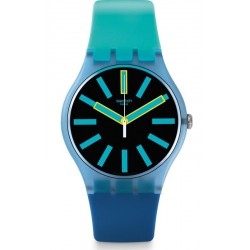 Orologio Swatch Unisex New Gent Flashwheel SUOS105