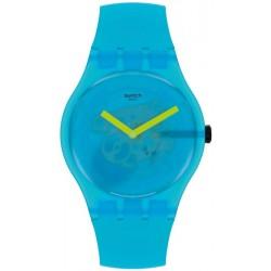 Orologio Swatch Unisex New Gent Ocean Blur SUOS112