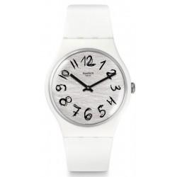 Orologio Swatch Unisex New Gent Gesso SUOW153