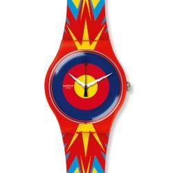 Orologio Swatch Jovanotti Unisex New Gent Jova Time SUOZ220