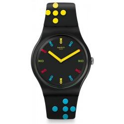 Comprare Orologio Swatch 007 Dr No 1962 SUOZ302