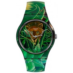 Orologio Swatch MoMA The Dream by Henri Rousseau SUOZ333