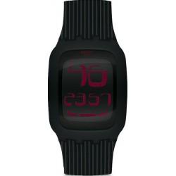 Orologio Swatch Uomo Digital Touch Night SURB102