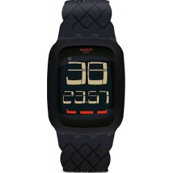 Orologio Swatch Uomo Digital Touch Tress Code SURB121