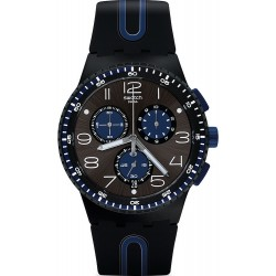 Orologio Swatch Uomo Chrono Plastic Kaicco SUSB406