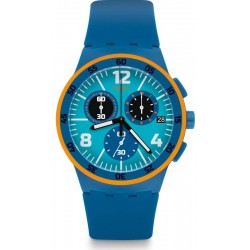 Comprare Orologio Swatch Unisex Chrono Plastic Capanno SUSN413