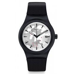 Orologio Swatch Uomo Sistem51 Sistem Kamu Automatico SUTB407