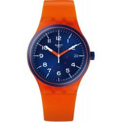 Orologio Swatch Unisex Sistem 51 Sistem Tangerine SUTO401 Automatico