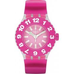Orologio Swatch Donna Scuba Libre Die Rose SUUK113