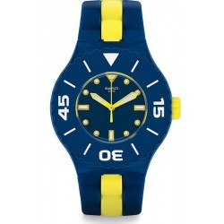 Orologio Swatch Uomo Scuba Libre Long Waves SUUN102