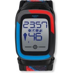 Comprare Orologio Swatch Uomo Digital Touch Zero One Funkzero SUVB101