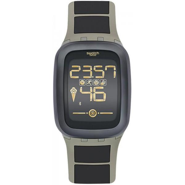 Comprare Orologio Swatch Uomo Digital Touch Zero One Earthzero SUVT100