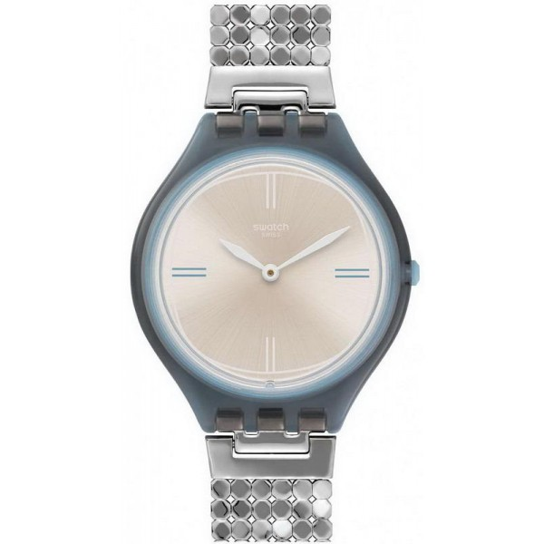 Comprare Orologio Swatch Donna Skin Regular Skinscreen S SVOM101GB