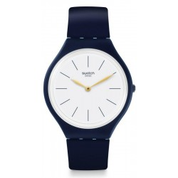 Orologio Swatch Unisex Skin Regular Skinblackwall SVON102C