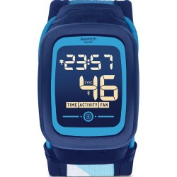 Orologio Swatch Unisex Digital Touch Zero Two Nossazero2 SVQN102