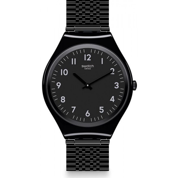 Comprare Orologio Swatch Unisex Skin Irony Skincoal SYXB100GG