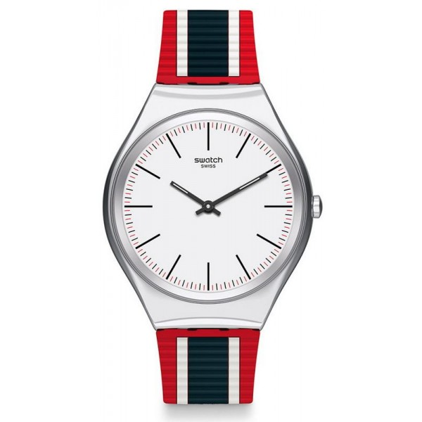 Comprare Orologio Swatch Unisex Skin Irony Skinflag SYXS114