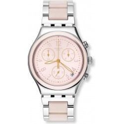 Comprare Orologio Swatch Donna Irony Chrono Dreamnight Rose YCS588G