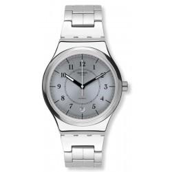 Orologio Swatch Unisex Irony Sistem51 Sistem Check Automatico YIS412G