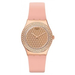 Orologio Swatch Donna Irony Medium Pink Confusion YLG140