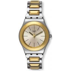 Comprare Orologio Swatch Donna Irony Medium Bicartridge YLS181G