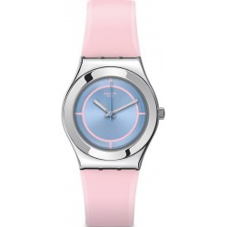 Comprare Orologio Swatch Donna Irony Medium Rose Punch YLS182