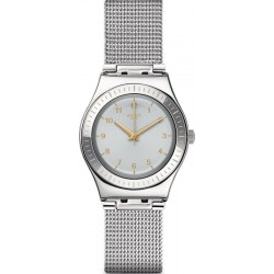 Orologio Swatch Donna Irony Medium Quiteness YLS187M