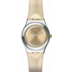 Orologio Swatch Donna Irony Medium Shiny Star YLS190