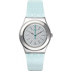 Comprare Orologio Swatch Donna Irony Medium Mint Halo YLS193