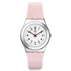 Orologio Swatch Donna Irony Medium Pink Reflexion YLS200