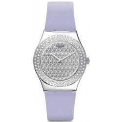 Orologio Swatch Donna Irony Medium Lovely Lilac YLS216