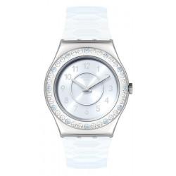 Orologio Swatch Donna Irony Medium Precious Aqua YLS226