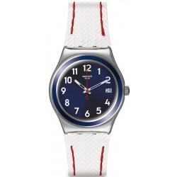 Comprare Orologio Swatch Donna Irony Medium Vela Bianca YLS449