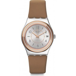 Orologio Swatch Donna Irony Medium Caresse d'Été YLS458
