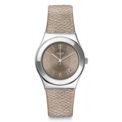 Orologio Swatch Donna Irony Medium Justsand YLS467
