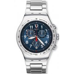 Orologio Swatch Uomo Irony Chrono Blue Maximus YOS455G