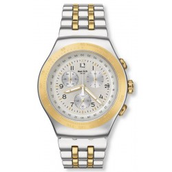 Orologio Swatch Unisex Irony Chrono Live My Time YOS458G