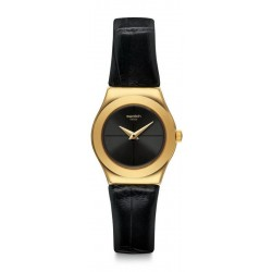 Orologio Swatch Donna Irony Lady Nuit Blanche YSG156