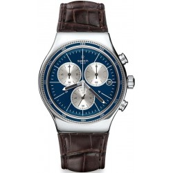 Orologio Swatch Uomo Irony Chrono Destination London YVS410C