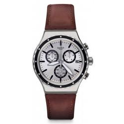 Orologio Swatch Uomo Irony Chrono Grandino YVS437