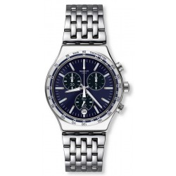 Orologio Swatch Uomo Irony Chrono Dress My Wrist YVS445G