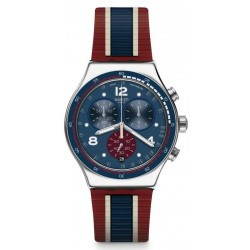 Orologio Swatch Unisex Irony Chrono College Time YVS449