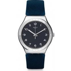 Orologio Swatch Unisex Irony Big Classic Inkwell YWS102